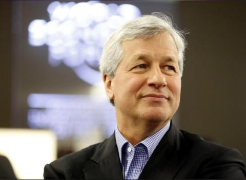 News video: JPMorgan's Dimon Plans To Use Vacation For Cancer Treatment