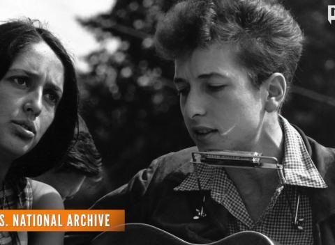 News video: 149 Rare Bob Dylan Demos Found In Boxes Marked 'Old Records'