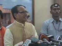 News video: Congress does not have courage to hear me: Shivraj Chouhan on Vyapam scam