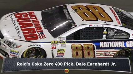 News video: Can Dale Earnhardt Jr. Sweep Daytona?